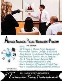 Advance Technical Project Management Program by Idris Parks