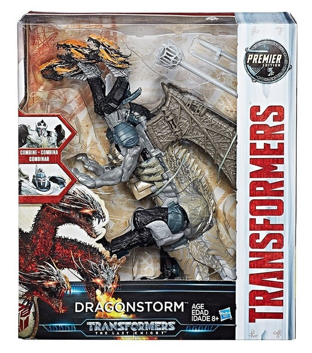 Transformers: The Last Knight - Leader - Dragonstorm