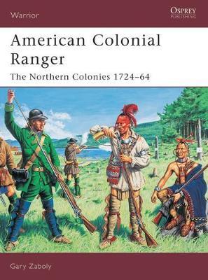 American Colonial Ranger by Gary S Zaboly