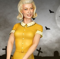 The Munsters - Marilyn Munster Maquette