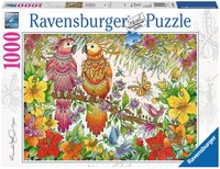 Ravensburger : Tropical Feeling Puzzle (1000 Pcs)