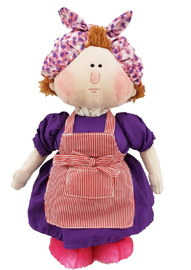 "Mrs Wishy Washy - 11"" Character Plush"