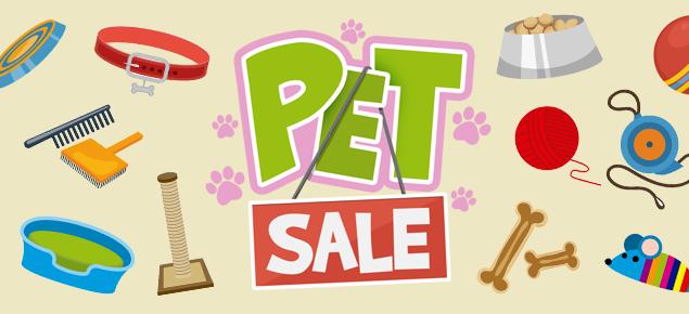 Pet Sale
