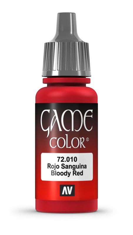 Vallejo: Game Colour - Bloody Red (17ml)