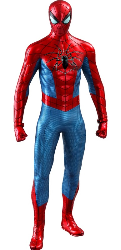 "Spider-Man (2019): Spider Armor Mark IV - 12"" Articulated Figure"