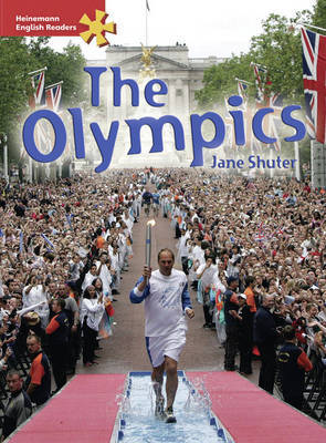 Heinemann English Readers Advanced Non-Fiction: The Olympics image