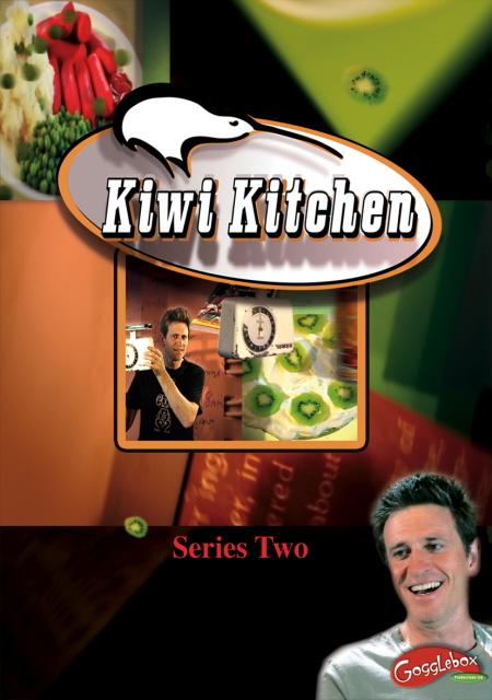 Kiwi Kitchen - Series Two on DVD