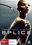 Splice on DVD