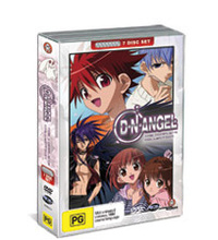 D.N.Angel Complete Collection (7 Disc Fatpack) on DVD