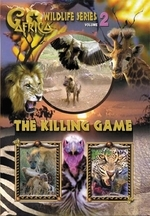 Go Africa - Wildlife Series: Vol. 2 - The Killing Game on DVD