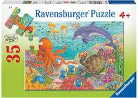 Ravensburger - Ocean Friends Puzzle (35pc)