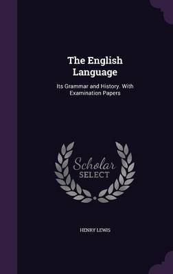 The English Language by Henry Lewis image