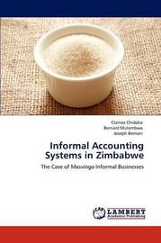 Informal Accounting Systems in Zimbabwe by Clainos Chidoko