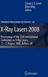 X-Ray Lasers 2008 image
