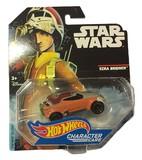 Hot Wheels: Star Wars Character Car - Ezra Bridger