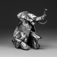Black Origami by Jlin