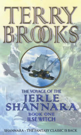 Ilse Witch (The Voyage of the Jerle Shannara #1) by Terry Brooks image