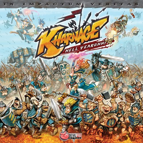 Kharnage - Card Game