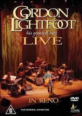 Gordon Lightfoot - Live In Reno on DVD