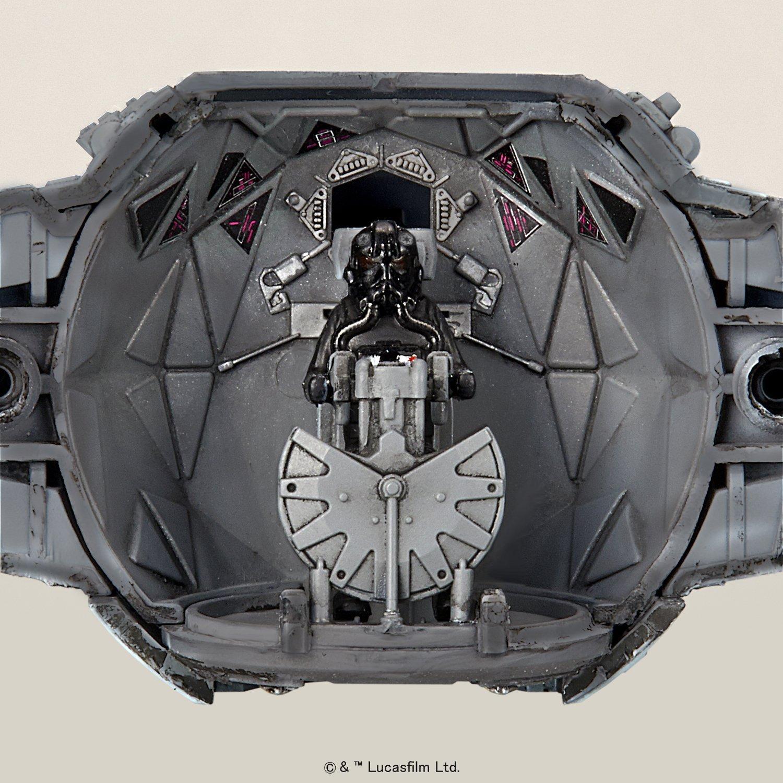 Star Wars 1/72 TIE Interceptor - Scale Model Kit image