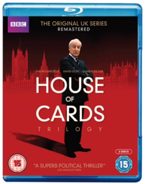 House Of Cards on Blu-ray