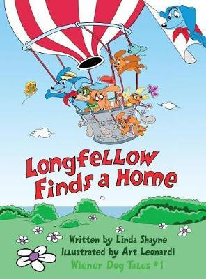 Longfellow Finds a Home by Linda Shayne