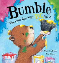 Bumble - The Little Bear with Big Ideas by Marni McGee image