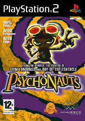 Psychonauts for PS2