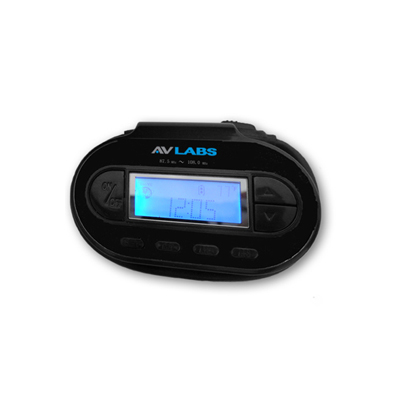 AVLabs FM Transmitter - With LCD Screen AVL261 image