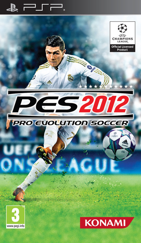 Pro Evolution Soccer 2012 for PSP