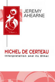 Michel de Certeau by Jeremy Ahearne image