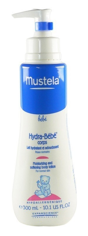 Mustela Hydra Bebe Body Lotion (300ml)