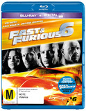 Fast and Furious 6 UV BD on Blu-ray