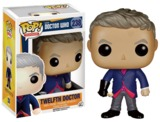 Doctor Who - 12th Doctor Spoon Pop! Vinyl Figure
