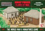 Flames of War: Island Huts