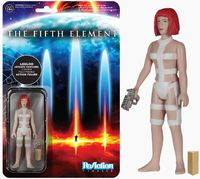 Fifth Element - Straps Leeloo ReAction Figure