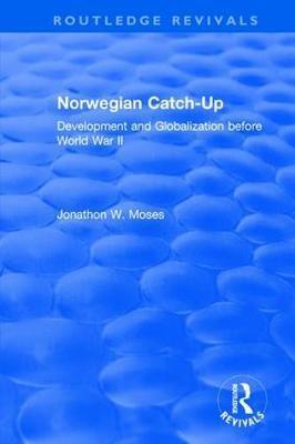 Norwegian Catch-Up by Jonathon W. Moses