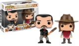 The Walking Dead - Negan & Carl Grimes Pop! Vinyl 2-Pack