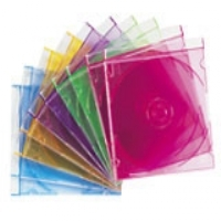 Imation NEON SLIM JEWEL CASES - 25 PACK