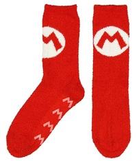 Super Mario Bros: Cozy Mario - Crew Socks
