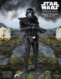 Star Wars: Rogue One - Death Trooper (Specialist Ver.) - Collector's Gallery Statue