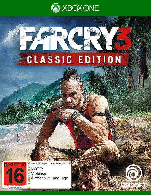 Far Cry Products At Mighty Ape Nz