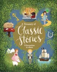 A Treasury of Classic Stories by Parragon Books Ltd image