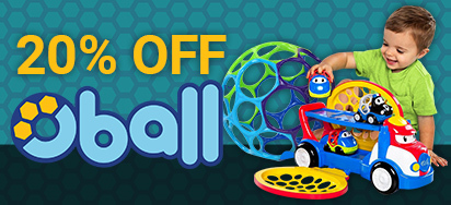 20% off oBall