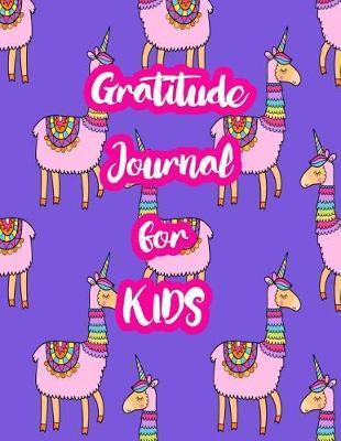 Gratitude Journal for Kids by Sonia Vang