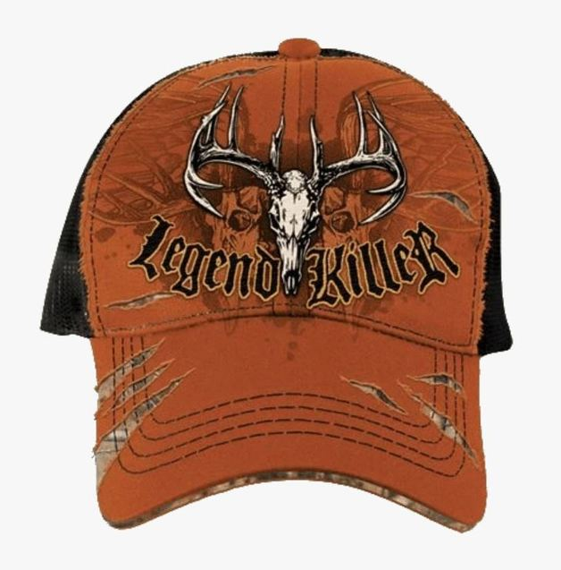 Buck Wear Cap Legend Killer