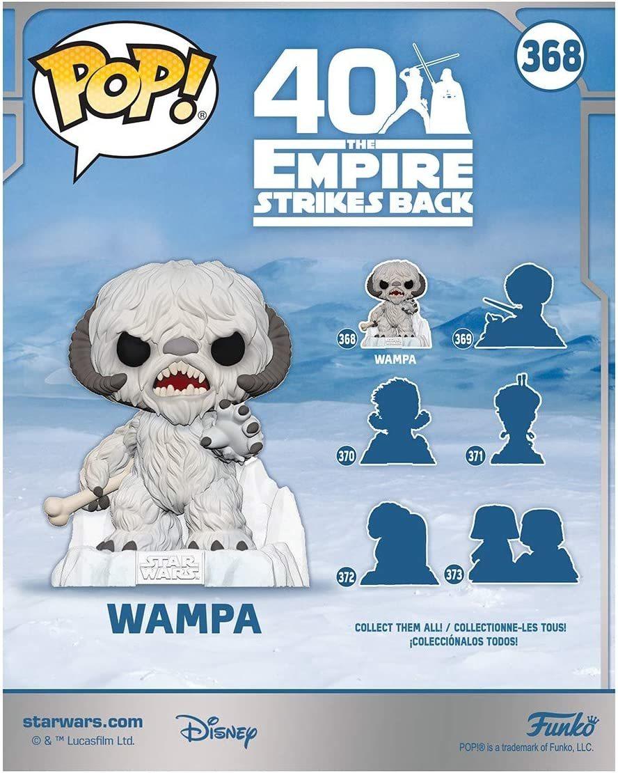 Star Wars: Wampa - Pop! Deluxe Dioramas image