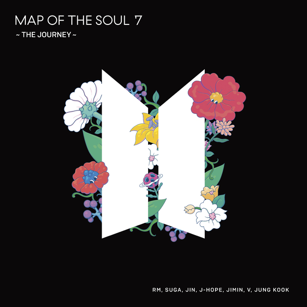 Map Of The Soul: 7 The Journey by BTS