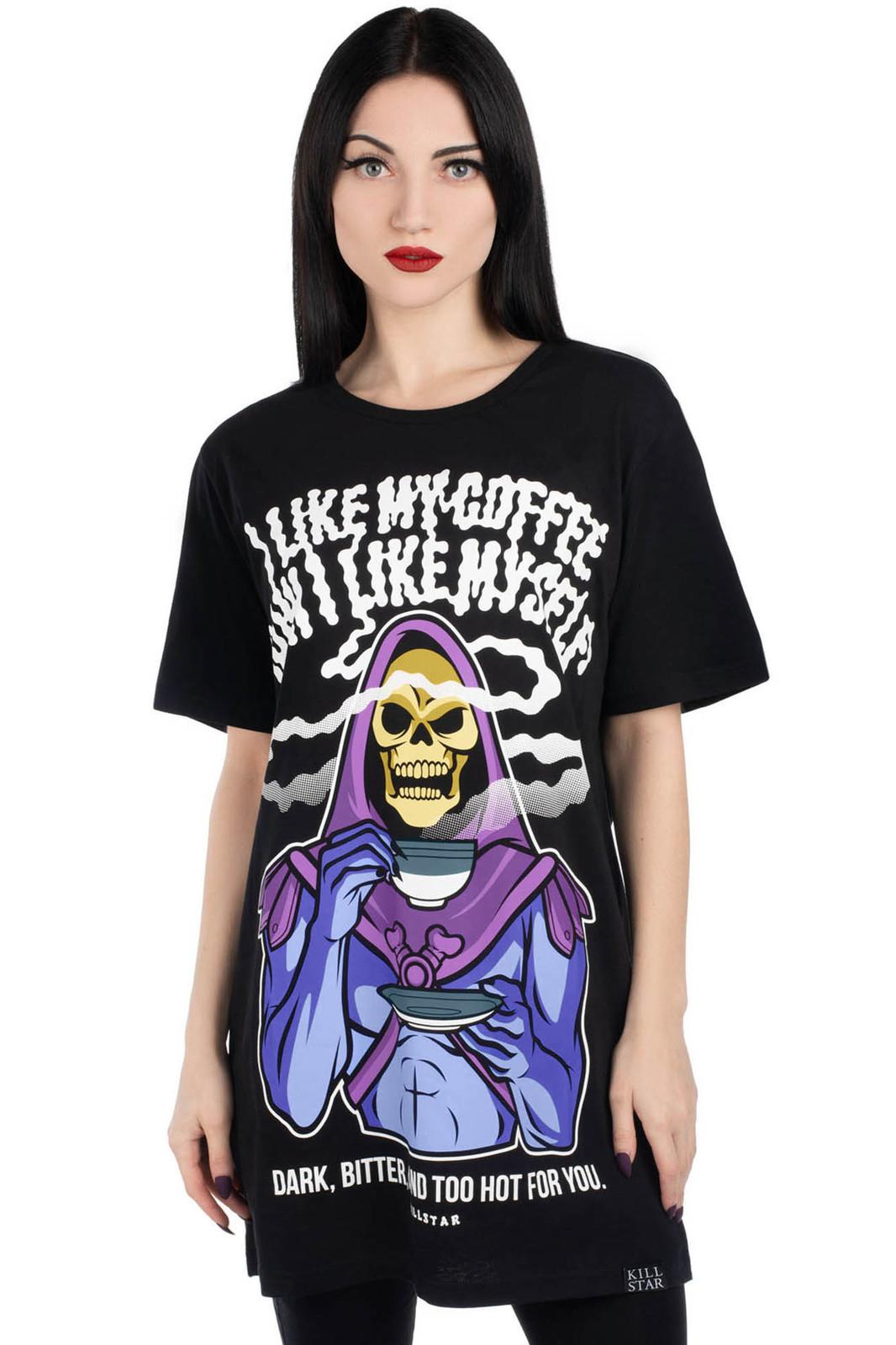 Dark & Bitter T-Shirt - XXL / Black image