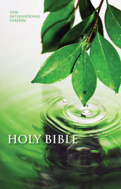 NIV Holy Bible by Zondervan Publishing image